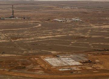 Crude Output Up at Iran's North Yaran Joint Oilfield