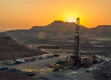 National Iranian Drilling Company Will Drill 16 Wells in Azadegan Oilfield