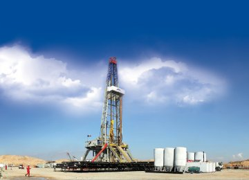 Iran's Azar Oilfield Output to Reach 65,000 bpd