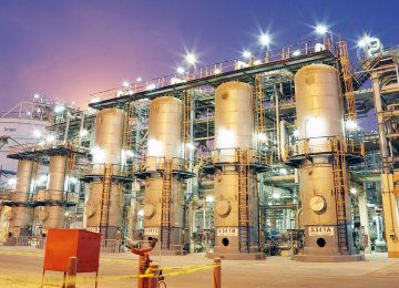 Main Petrochem Co. Forecasts 40% Rise in Production by 2021