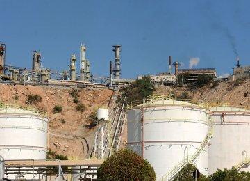 Petrochem Output Reaches 76m Tons