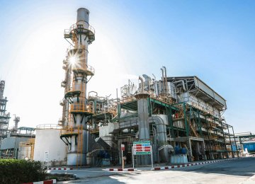 3 Petrochem Companies Report Growth Rates