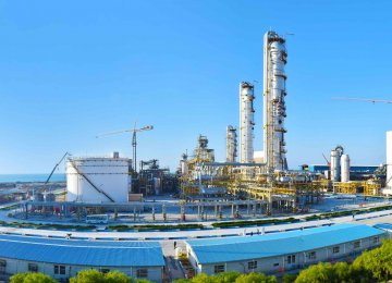 2 Petrochemical Projects in Bushehr Near Completion