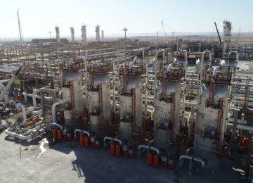 Petrochem Output Rises to 83.5m Tons