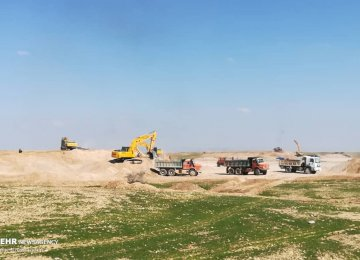 Petrochem Complex in Khuzestan