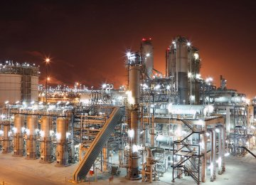 NPC: Uptrend in Iran's Petrochemical Sector