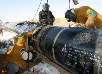 Major Ethylene Pipeline Undergoing Repairs