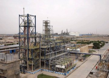 Petrochemical Co. in Bushehr Raises Polyethylene Output