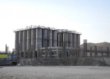 Work in Progress at Khomein Petrochem Plant