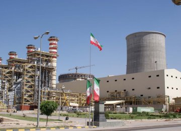 Iran's Electricity Exports Rise