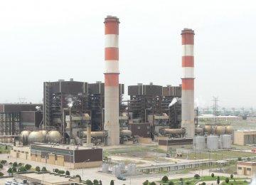 Tavanir: Gas Shortages Impairing Power Output
