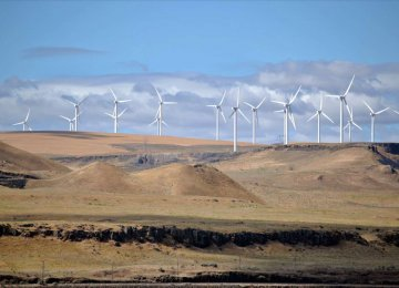 50 MW Wind Farm for Zabol