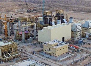 31 Power Plants Under Construction in Iran