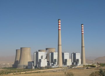 Iran's Thermal Power Plants Getting Ready for Summer Demand