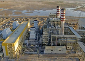 Iran Thermal Power Plants Report 5% Higher Output