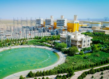 Iran Thermal Power Sector Reports Higher Output