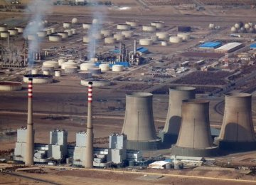 TPPHC to Decommission Old Power Plants in Tehran