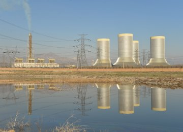 Shahid Rajaee Power Plant Reduces Pollution, Costs