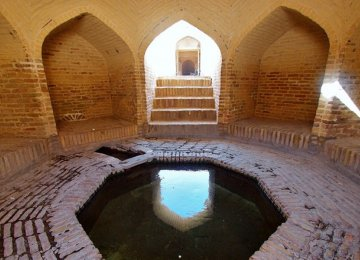 Qanats Are Indispensable for Yazd