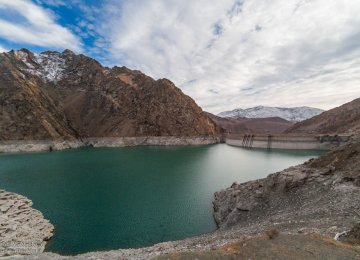 Despite 300% Increse in Rainfall  Tehran Dams Still in Deficit