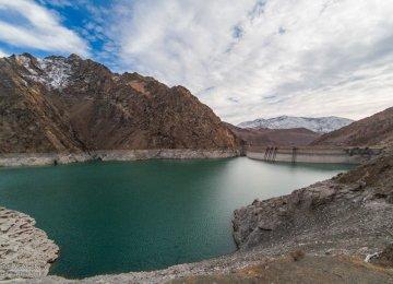 Despite 300% Increse in Rainfall  Tehran Dams Still in Deficit