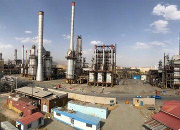 Tehran Oil Refinery Expands Wastewater Infrastructure