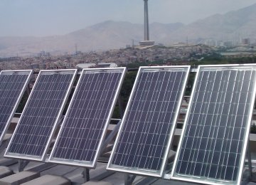 Renewables Help Iran Save 566 Million Liters of Water