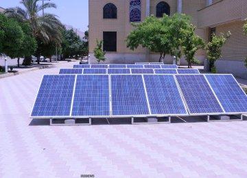 Iran Needs to Capture Solar Power