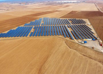 Iran: Renewable Energy Is the Solution