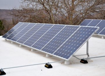 Solar Power Plant in Damghan Linked to National Grid