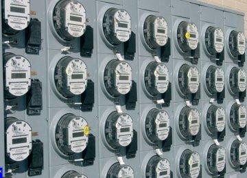 Smart Power Metering on Course