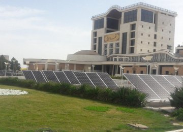 Solar Power Expanding Footprint in Qom