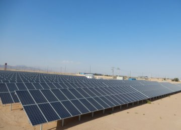 Renewables Expanding in Semnan Province