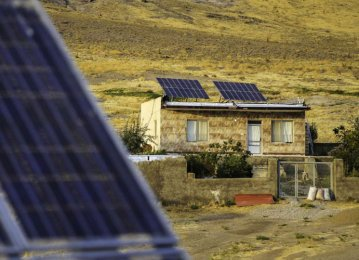 Solar Power for Rural Folks, Nomads