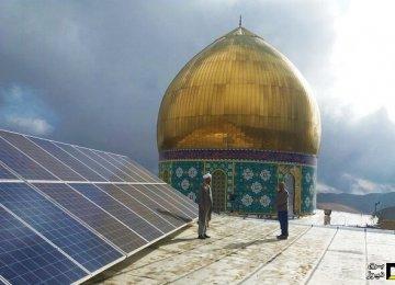 South Khorasan, Lorestan Bet on Solar Farms
