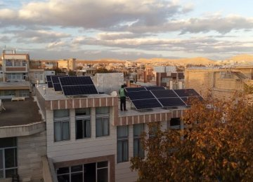 Solar Rooftops Will Augment Income of Deprived Families