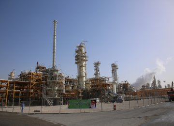 South Pars Refinery Indigenizes Amine Pumps