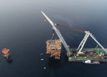 Phase 11 of South Pars Gas Field Moving Forward