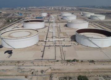 South Pars Can Store 4m Barrels of Gas Liquids at New SPEEZ Facilities