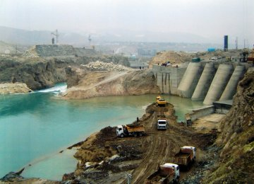 Iran Companies Poised for Bigger Role in Tajik Energy Projects