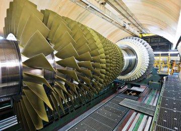 Siemens Gas Turbine Maintenance Undertaken by Domestic Engineers