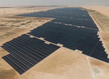 Iran Renewable Resources Untapped
