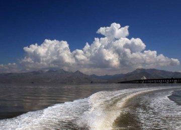 Nonstop Work to Revive Lake Urmia