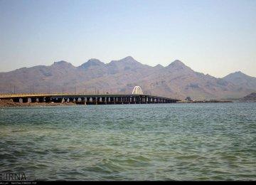 Urmia Lake Restoration Measures Making Progress