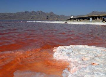 Lake Urmia Restoration Program Enters New Phase