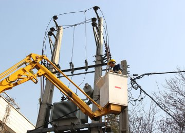 Tiny Reduction in Tehran Power Network Wastage