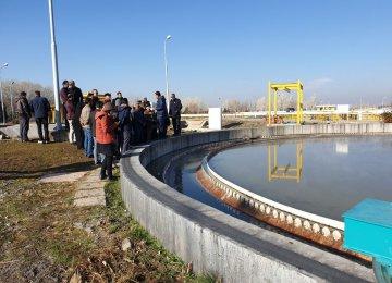 Recycled Water Use Growing in Zanjan
