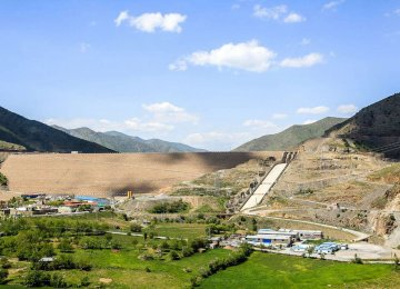 Azad Dam to Augment  Kurdistan Water Supply