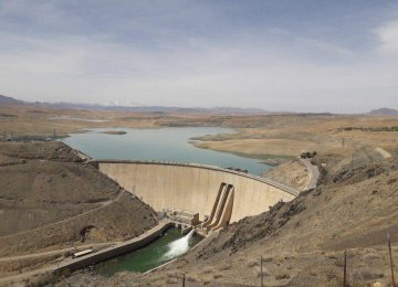 Isfahan Hydroelectric Power Plant to Restart After 5 Months
