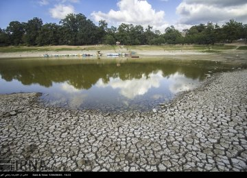 Warning About Absolute Water Scarcity